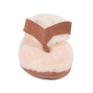 Sheepskin Flip Flops (B)